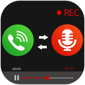 Auto Call Recorder: Call Recording App For Android icon