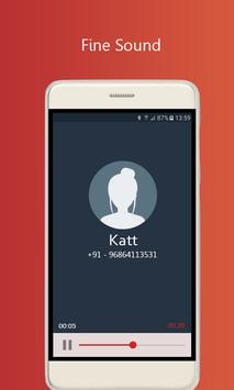 Auto Call Recorder: Call Recording App For Android screenshot 2