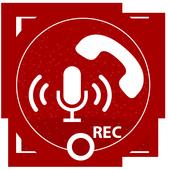 Call Recorder free: Automatic call recorder 2018 icon