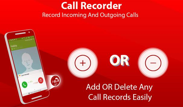 Call Recorder free: Automatic call recorder 2018 screenshot 3