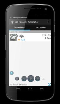 Call Recorder 2015 screenshot 1