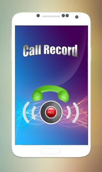 Call Recorder 2017 Pro poster