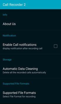 Call Recorder Auto - FREE apk screenshot