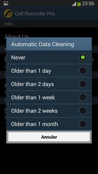 Call Recorder Automatic 2016 screenshot 3