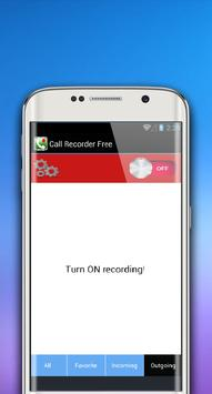 Call Recorder Free poster