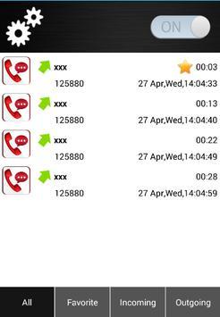 Call Recorder Auto apk screenshot