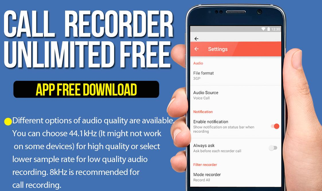 abc call recorder ago call recorder for Android - APK Download