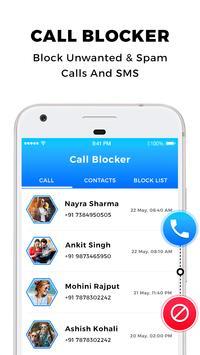 Secret Call Blocker screenshot 1