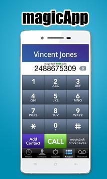 Free magicApp Calling Guide screenshot 1