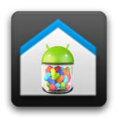 Jelly Bean Launcher icon