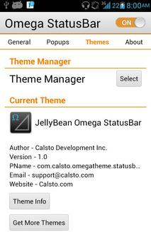Jelly Bean OSB Theme apk screenshot
