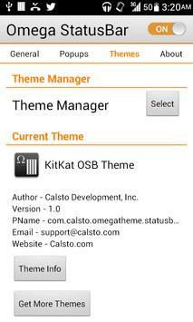 KitKat OSB Theme apk screenshot