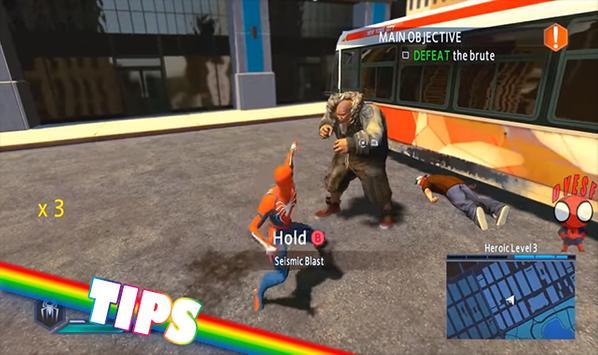 GTips For Amazing Spider Man 3 apk screenshot