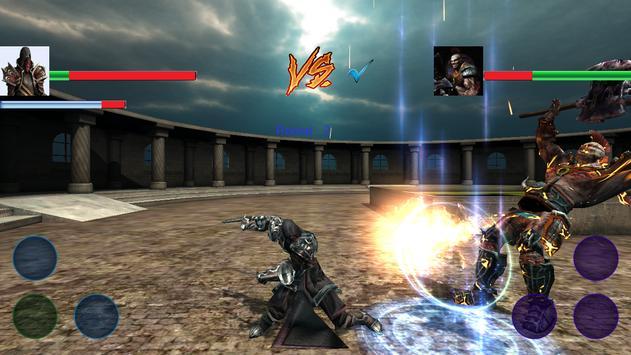 Mortal Figthers Universe apk screenshot