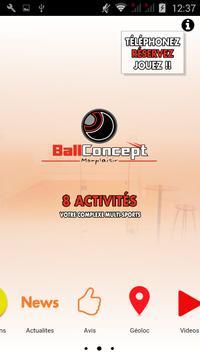 Ball Concept poster