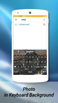 Denmark Keyboard screenshot 7