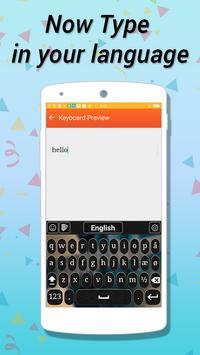 Denmark Keyboard screenshot 4