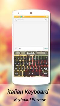 Italian Keyboard screenshot 3