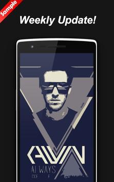 Calvin Harris Wallpapers Art HD - Zaeni screenshot 1