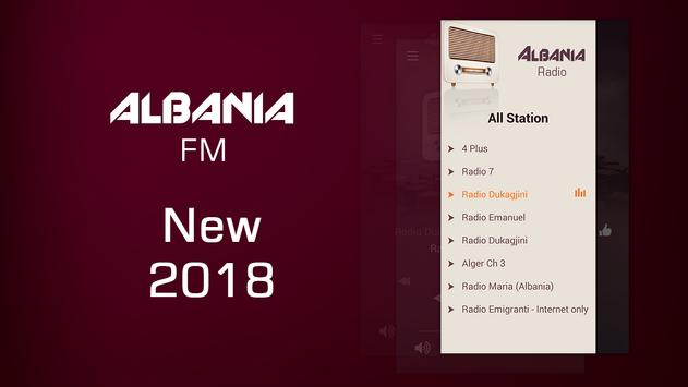 All Albania Radio FM apk screenshot