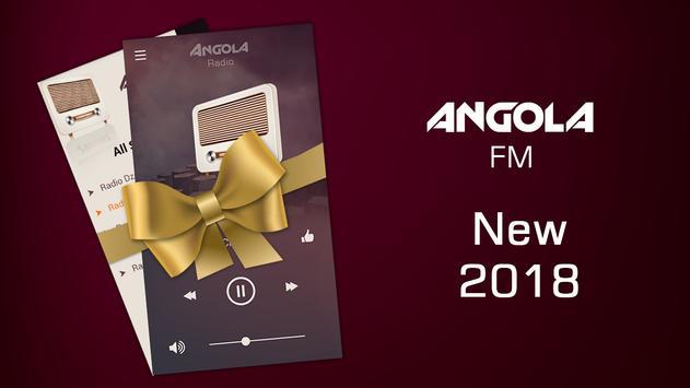 All Angola Radio FM poster