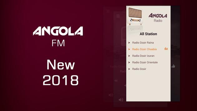 All Angola Radio FM apk screenshot