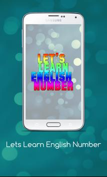 Lets Learn English Number screenshot 4
