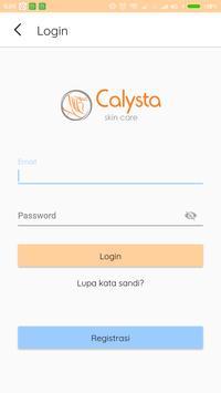 Calysta screenshot 2