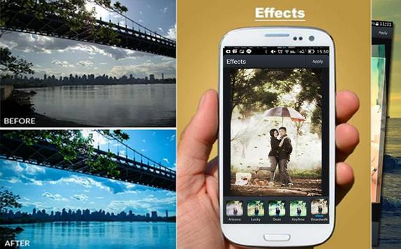 Camera FB Messenger Editor apk screenshot