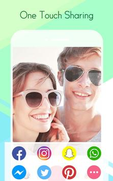 Sweet Selfie - selfie cam, beauty cam, photo edit apk screenshot