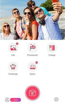 конфета селфи - селфи камера скриншот 7