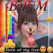 New Selfie B-BM Snap Effect icon