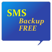 SMS Backup FREE icon