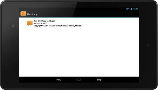 SMS Backup FREE screenshot 13
