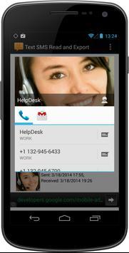 SMS Backup FREE screenshot 2