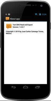 SMS Backup FREE screenshot 6