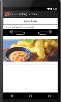 Sauce Recipes apk screenshot