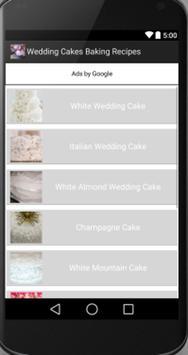 Wedding Cakes poster