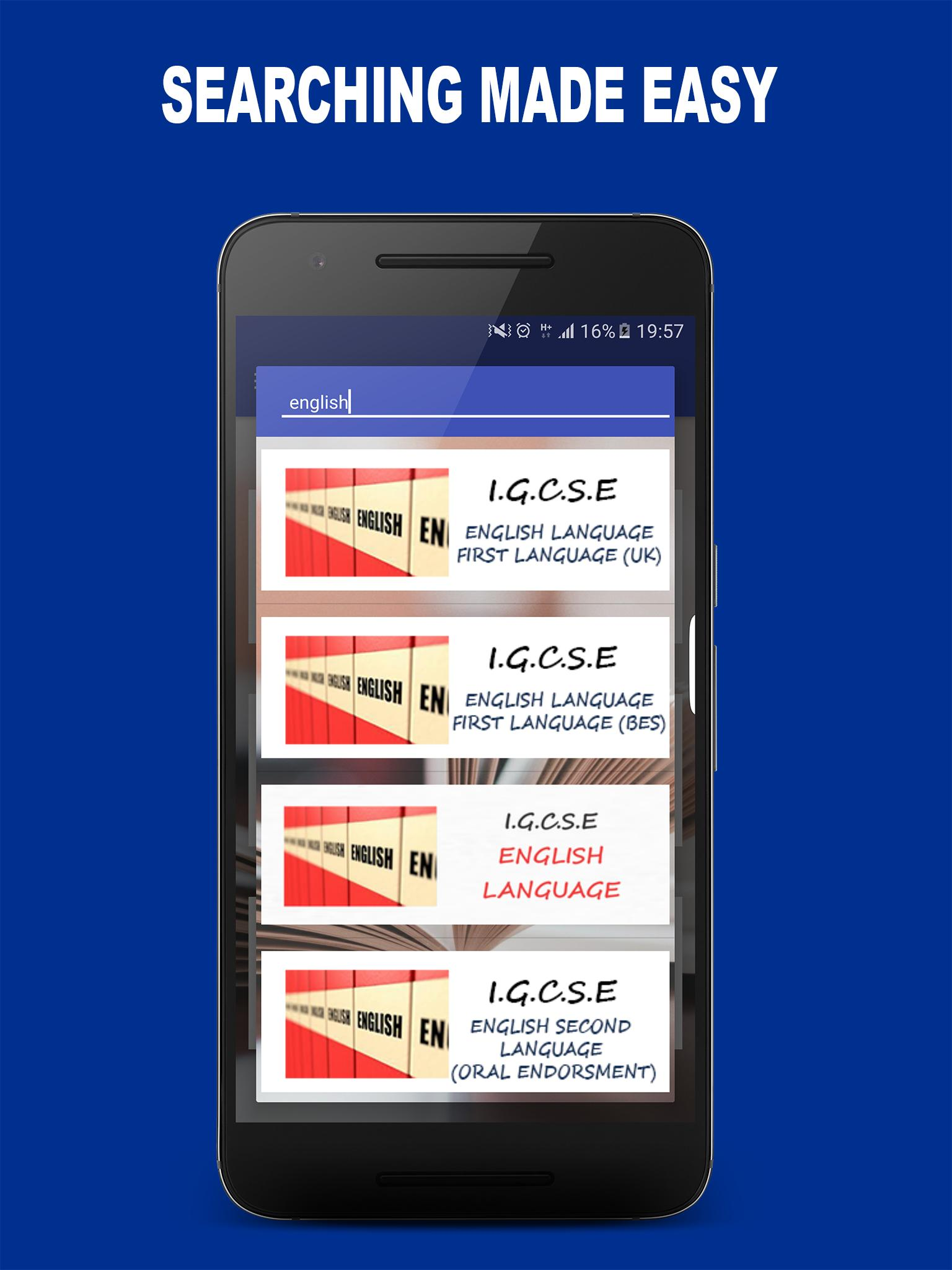 Cambridge Past Papers for Android - APK Download
