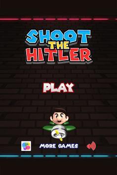 Shoot the Hitler: Plane War II poster