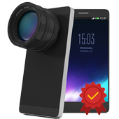 High Mega Zoom Camera UHD icon