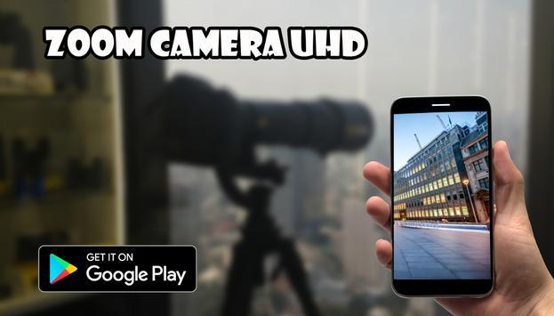 High Mega Zoom Camera UHD poster