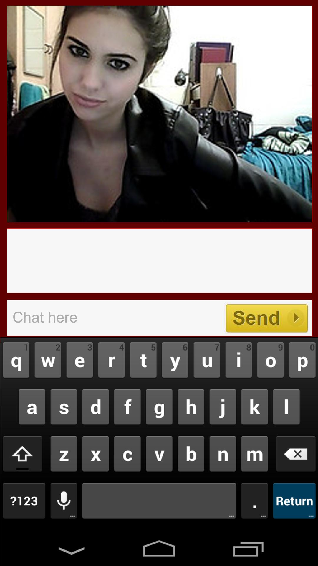 Chat video live