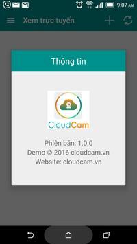 CloudCam poster