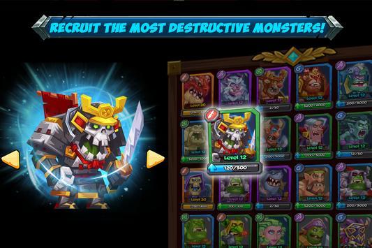 Tactical Monsters Rumble Arena -Tactics & Strategy apk screenshot