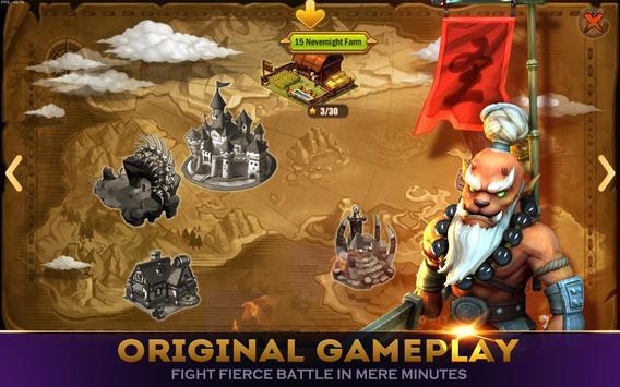 Warfare: Planet of the Apes apk screenshot