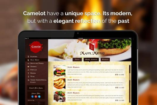 Camelot apk screenshot