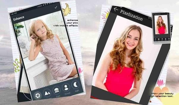 Beauty Plus PIP and Magic Camera Editor poster