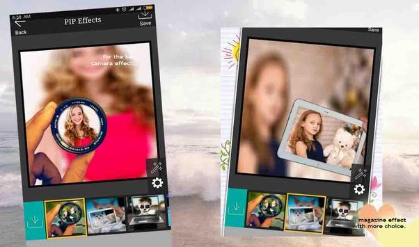 Beauty Plus PIP and Magic Camera Editor apk screenshot