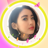 Sweet Candy Cam for Selfies : Beauty Photo Editor icon